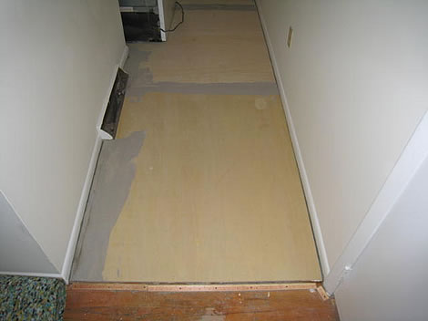 11-underlayment-and-patching-before-final-floor-installed